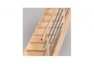 Beuken houten trap Savoie