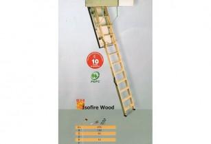 Isofire wood 140 x 70